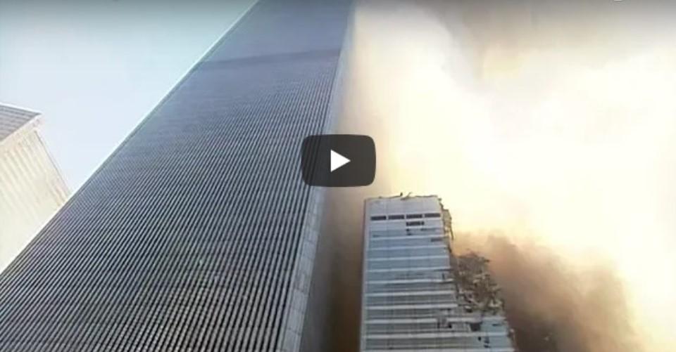 11 shtator 2001, pamje të papublikuara ndonjëherë nga sulmi i Kullave Binjake (VIDEO)