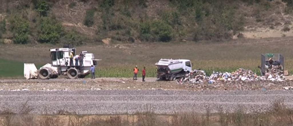Shqipëria landfill ilegal  563 mijë tonë mbetje nuk trajtohen