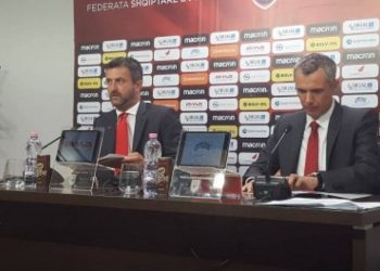 Panucci shpall listën e 25 lojtarëve të Kombëtares, ja surprizat (FOTO)