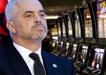 A ka Edi Rama interesa personale në lojërat e fatit?