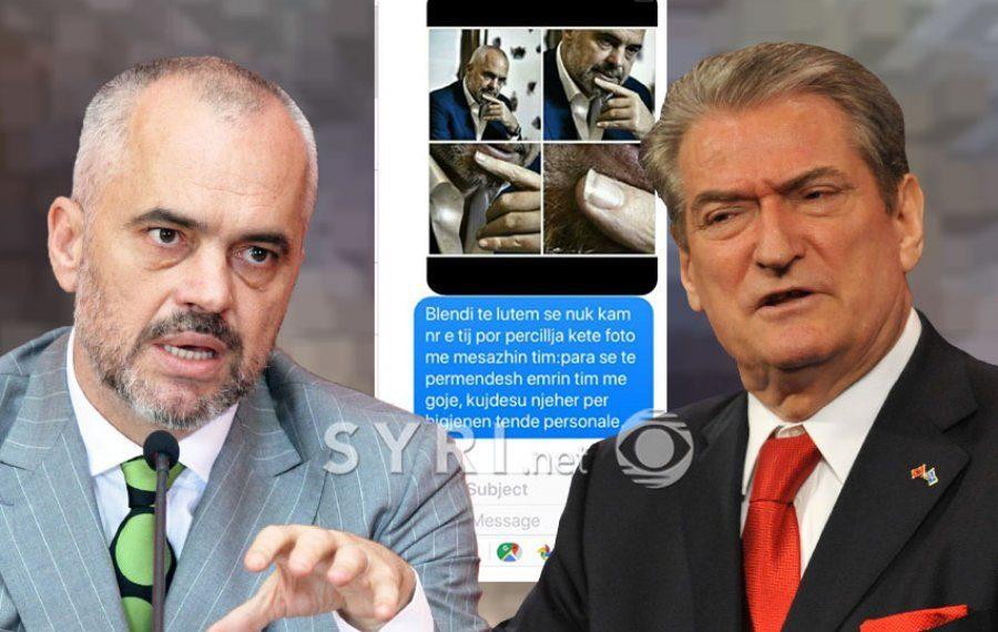 Rama në 'Opinion'! Zbulohet mesazhi sekret që Sali Berisha i dërgoi Blendi Fevziut për Ramën (FOTO)