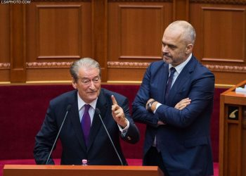 """Sulmi i Thaçit, Rama """"mbron"""" Berishën si rrallëherë"""