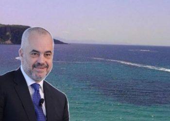 Pashai i detit jep alarmin: Rama po ia fal ujërat Greqisë