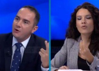 Çanta 2-3 mijë euro, unaza, varëse, Spiropali ia kthen Salianjit: O pika ty, mos fol për moral (VIDEO)