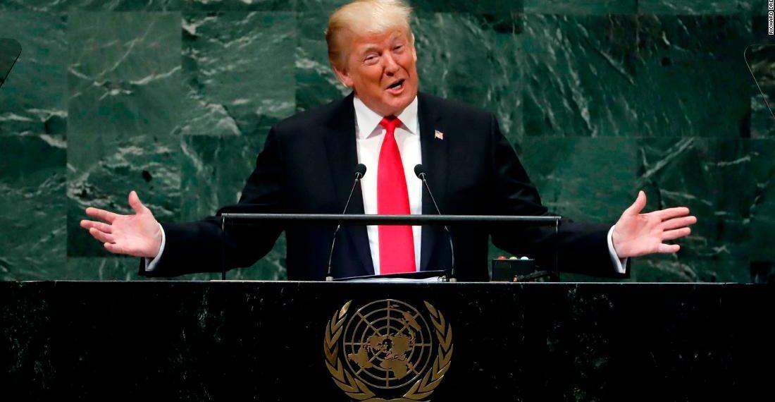 Ata liderë që qeshën me Trumpin në OKB, kanë për t'u penduar rëndë (VIDEO)