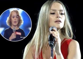 """Befasoi jurinë e """"X Factor Albania"""" në moshë fare të vogël, rikthehet pas shumë vitesh në 'Kënga Magjike', Kanita (VIDEO)"""