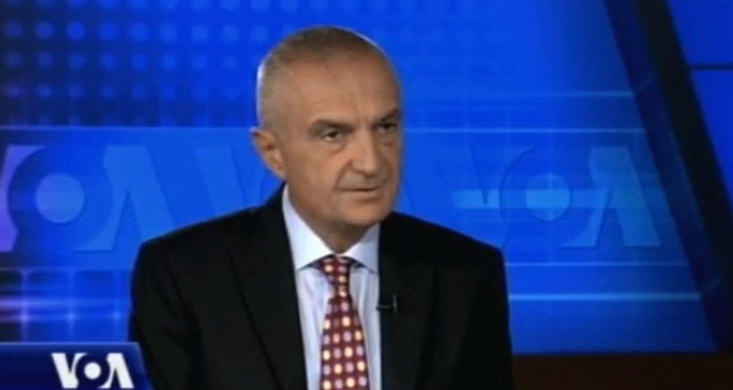 """""""Rasti i Xhisielës"""", flet presidenti i Republikës Ilir Meta"""