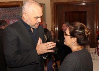 Paketa antishpifje, Rama thumbon Monika Kryemadhin: Kjo opozitë si Liza në botën e çudirave do lerë dhe çizmet gjyqeve