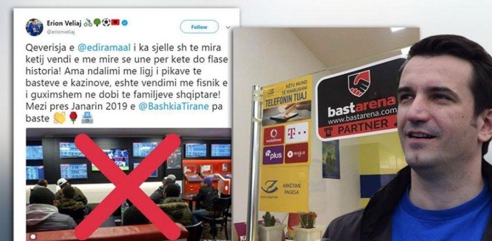 Servilizmi i Veliajt për Ramën: Lali nuk ka sy për kompaninë e vëllait të Kryeministrit