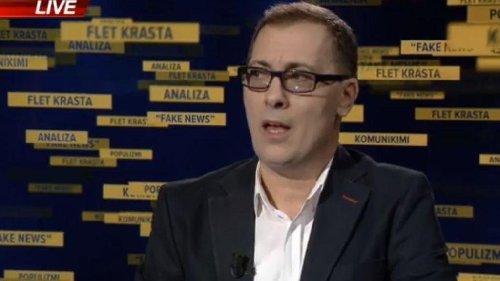 Adi Krasta e thotë troç në mes të emisionit  Ja kush do jetë kryeministri i qeverisë tranzitore
