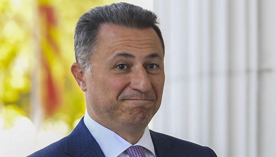 Ja detajet se si ka kaluar nga Shqipëria ish-kryeministri Nikola Gruevski