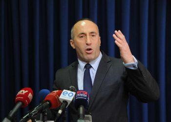 Haradinaj: Taksa prej 100% ndaj Serbisë të qëndrojë deri në njohje