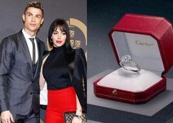 Ronaldo i propozon martesë Georginas, nuk do e besoni se sa kushton unaza