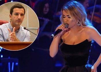 'Nuk martohet kush me gocë pa gishta', këngëtarja shqiptare i kthehet keq Veliajt: Jam e shokua