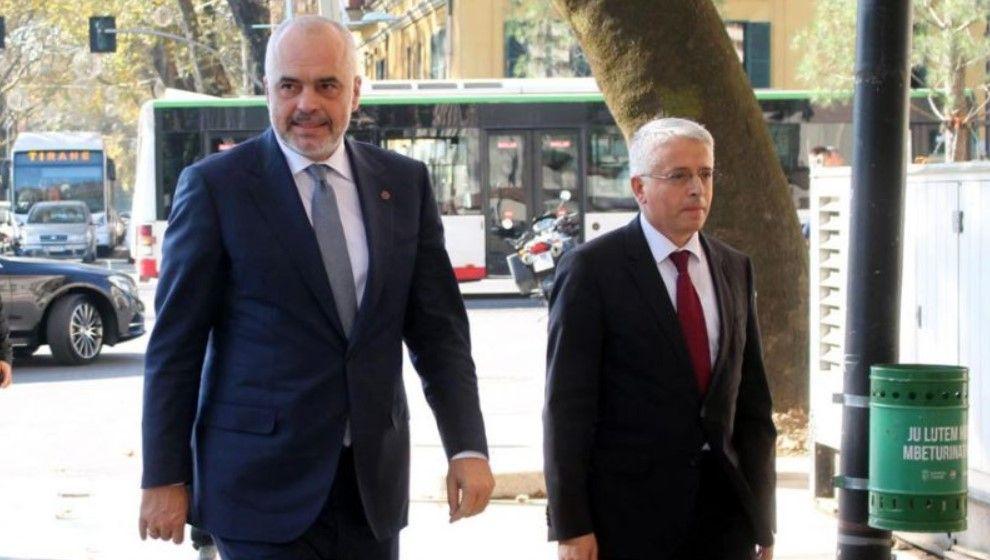 Sapo u emërua zv.ministër i Brendshëm, Sandër Lleshi jep urdhrin e parë