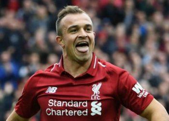 Shaqiri po mahnit Liverpoolin, vjen shpërblimi i parë nga skuadra e madhe angleze (VIDEO)