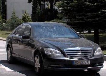 """""""Tanku"""", ky është Mercedesi i blinduar 600 000 euro për të cilin u dënua Gruevski"""