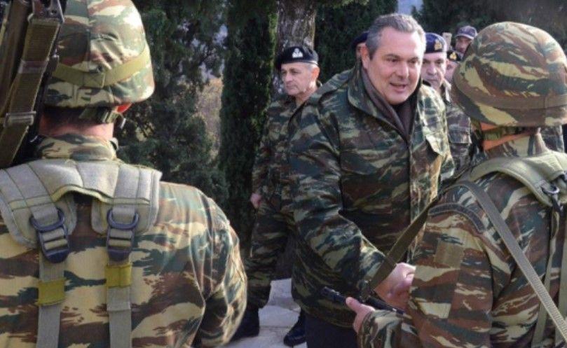 Grekët trondisin me deklaratën  Kufirin me Shqipërinë nuk e njohim  ushtria jonë gati të ndërhyjë