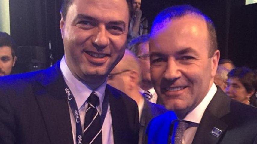 Basha takon Weber: PD do ketë mbështetje të fortë në BE