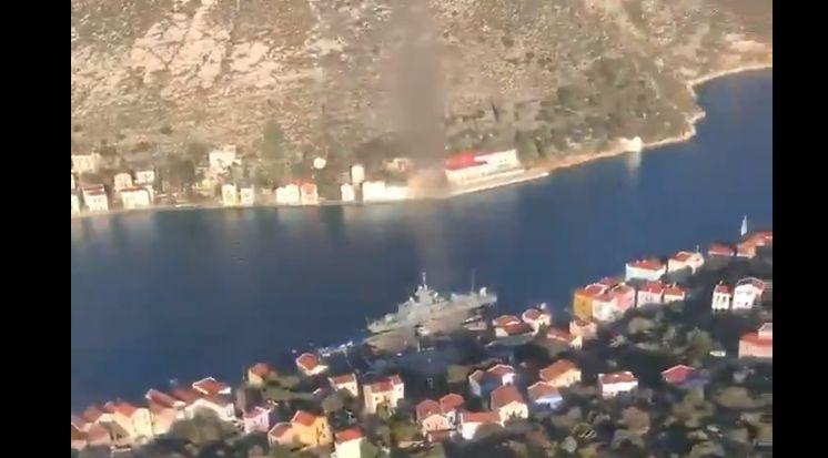 14 avionë turq dhe grekë rrethojnë helikopterin e Kamenosit, gjendje alarmi në ishujt e Greqisë (VIDEO)