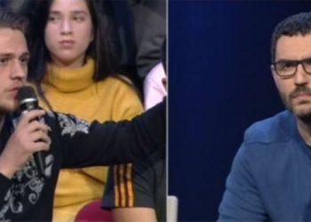 Studenti 'gozhdon' neokomunistin Arlind Qorri (VIDEO)