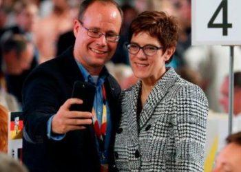 Sërish një grua, kjo është pasardhësja e Merkel në CDU