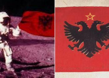 Flamuri shqiptar që shkoi në Hënë, kush ishte gjirokastriti që e nisi