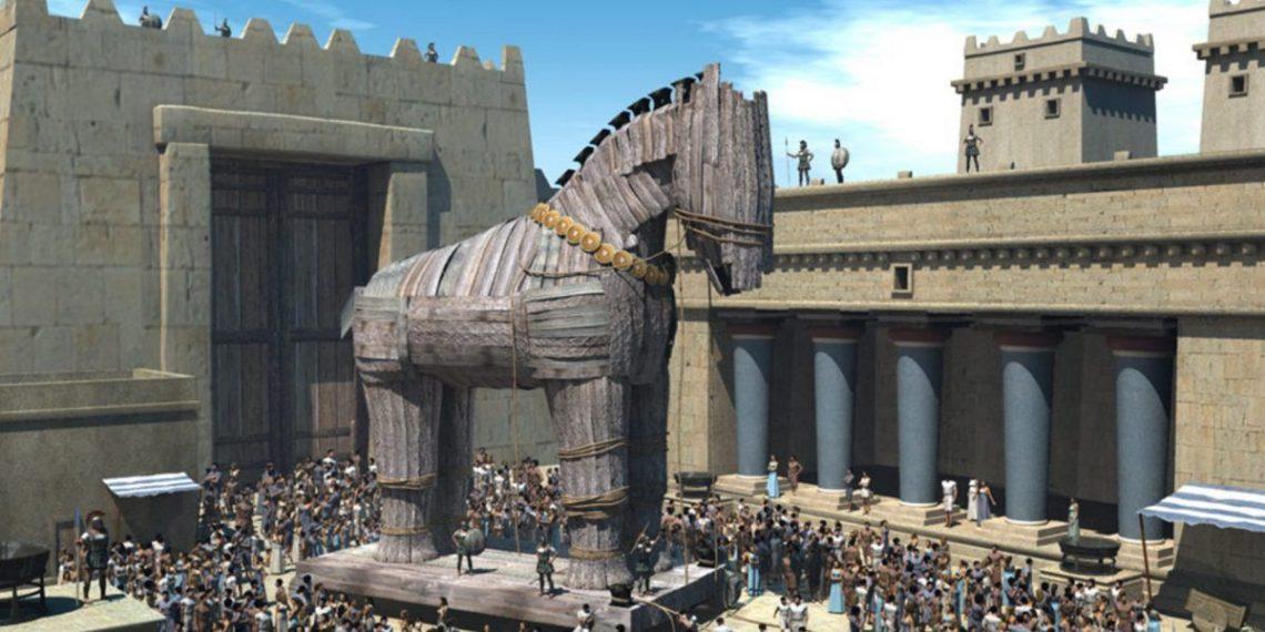 Historia trondit Greqinë, nuk ka popull grek dhe Kali i Trojës është Pellazg