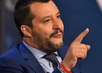 Kërcënohet me jetë Matteo Salvini: Ke 3 shqiptarë pas qafe