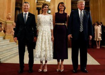 Njihuni me rivalen e Melania Trump në samitin e G20-ës (FOTO)