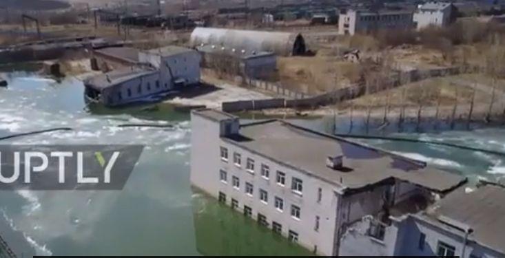 Ky qytet në Rusi po përpihet nga toka për shkak të njerëzve (VIDEO)