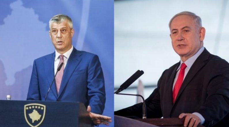Izraeli refuzon ofertën e Thaçit: Pse nuk e njohim pavarësinë e Kosovës