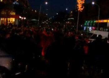 Tirana në kaos trafiku, bllokohet tërësisht 'Zogu i Zi'