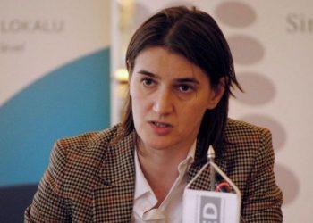Kryeministrja e Serbisë me tone të forta: S'ka kompromis me Kosovën, kjo është arsyeja
