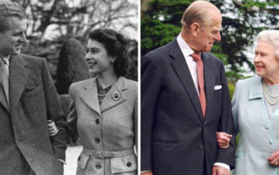 Tronditet Britania  përmbyset makina  princ Philipi aksidentohet