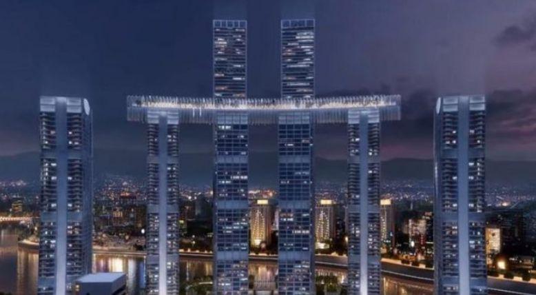 Përfundon ndërtimi i kryeveprës kineze  ka 8 rrokaqiej 250 metra të lartë
