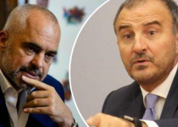 """Momente tensioni, diplomatët e BE dhe SHBA i """"zënë"""" zyrën Ramës"""