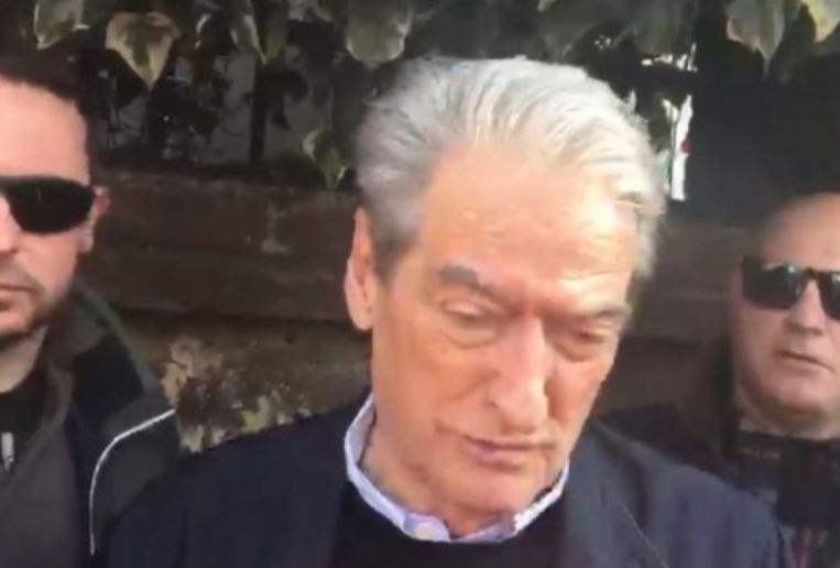 Garda tregon pse i hoqi truprojat Berishës