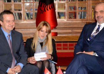 Daçiç 'shpërthen' nga lumturia: Rama në Kosovë tregon se e kanë humbur mbështetjen ndërkombëtare