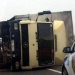 Rrugët mbushen me kamionë të përmbysur, Bashkia Lezhë ngre alarmin