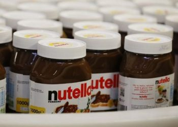 Probleme me lëndën e parë, Nutella pezullon prodhimin