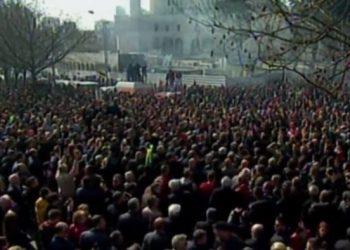 Basha: Sot dita e parë për kthimin e parlamentit tek shqiptarët (VIDEO)