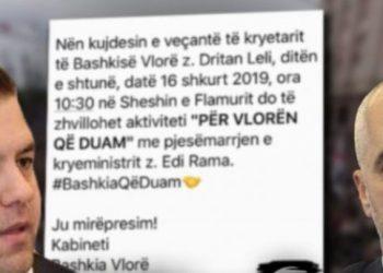 Mesazhe kërcënuese administratës në Vlorë: Të gjithë në takim me Ramën