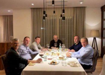 Rama në Kosovë, kalon natën në shtëpinë e Hashim Thaçit