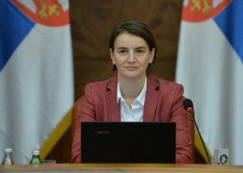 Kosova, ftesë për vizitë Kryeministres së Serbisë Ana Bërnabic