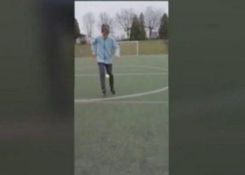 Lionel Messi i ri, Reali vëzhgon vogëlushin shqiptar