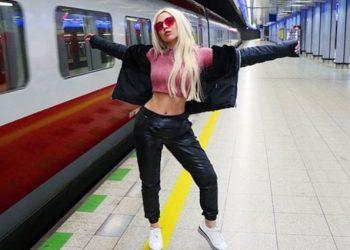 Këngëtarja e njohur e pranon live në televizionin italian: Jam shqiptare