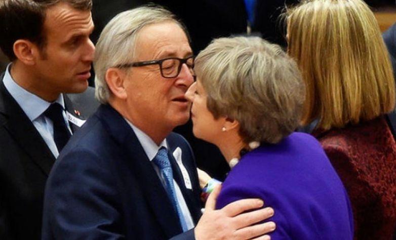 Sërish Junker: 'Nuk kam fjetur natën e shkuar për shkak të zonjës May'