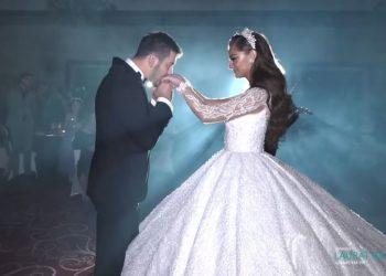 Dasma përrallore e këtij çifti shqiptar që arriti 6 milionë klikime (VIDEO)