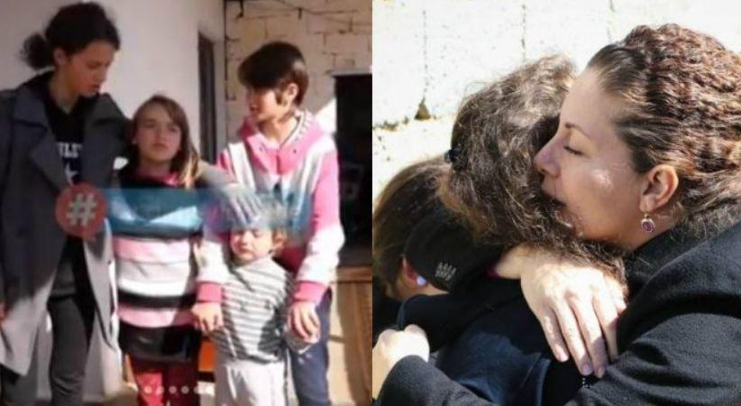 Humbën prindërit në aksident  Olta Xhaçka vendos të kujdeset për 4 motrat nga Peshkopia